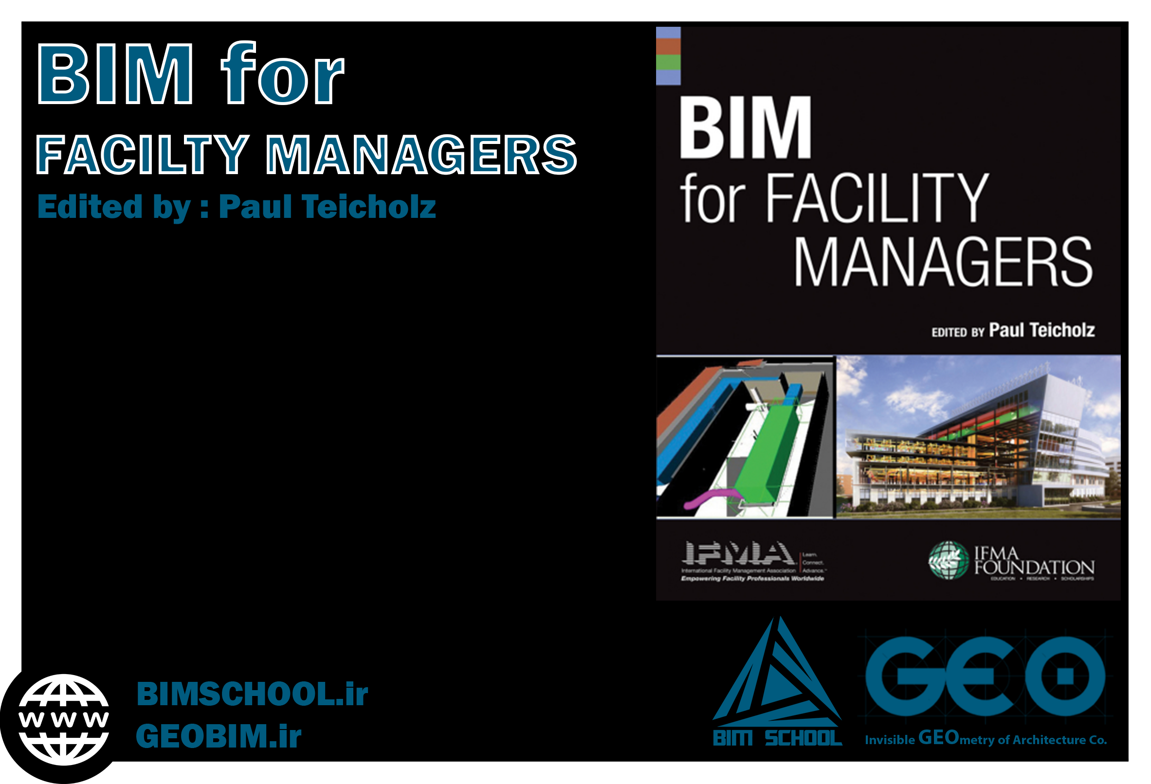 BIM for Facility Managers(www.bimschool.ir-www.geobim.ir)